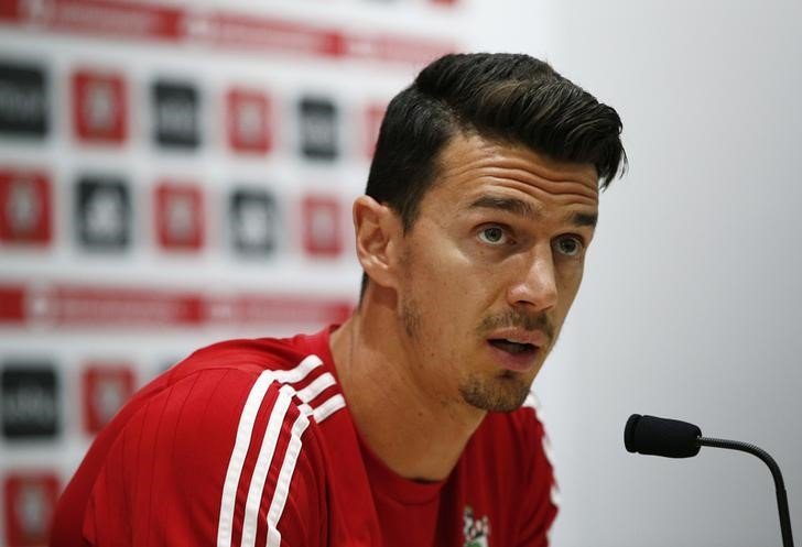 Football - Southampton Press Conference - Southampton Training Ground - 15/16 - 29/7/15 Southampton's Jose Fonte during the press conference Mandatory Credit: Action Images / Andrew Couldridge /Files