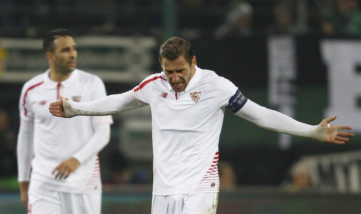 Borussia Moenchengladbach v Sevilla