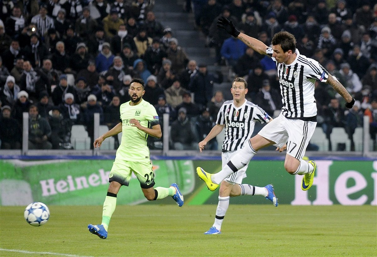 d209042c8 Football Soccer- Juventus v Manchester City – UEFA Champions League Group  Stage – Group D – Juventus stadium