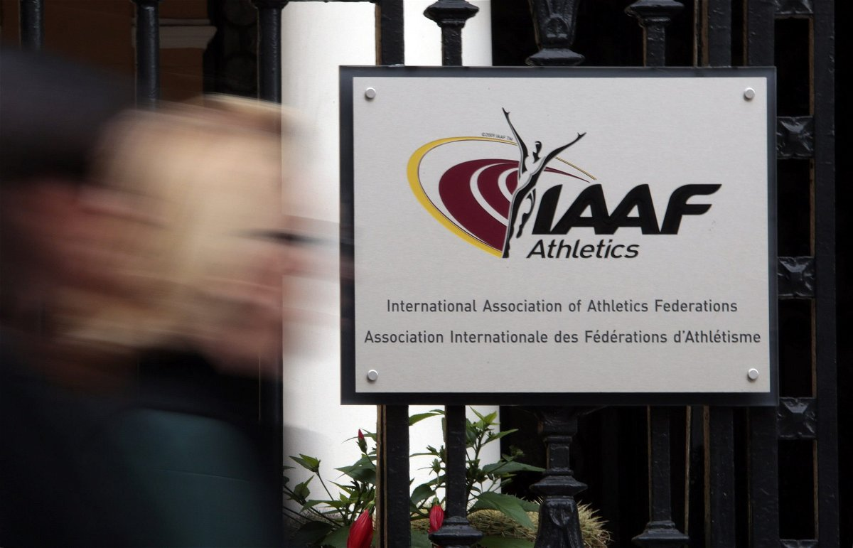 Athletics IAAF