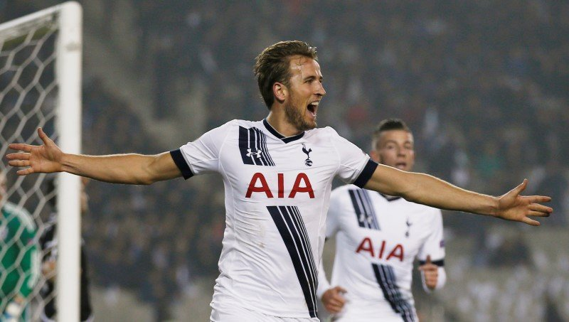 Harry Kane Spurs