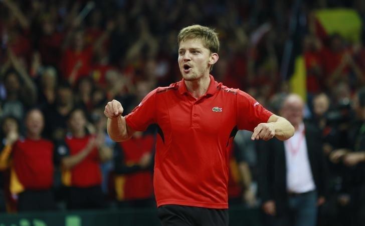 David Goffin Davis Cup Final