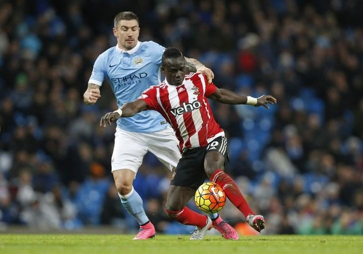 Manchester City v Southampton - Barclays Premier League