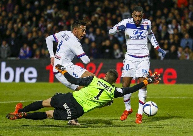 Lyon v Montpellier