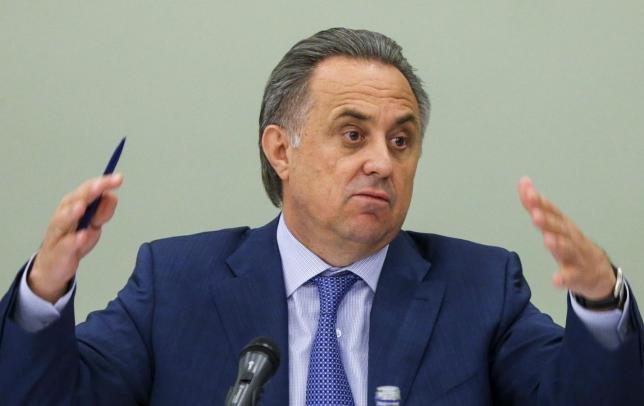 Russian Sports Minister Mutko