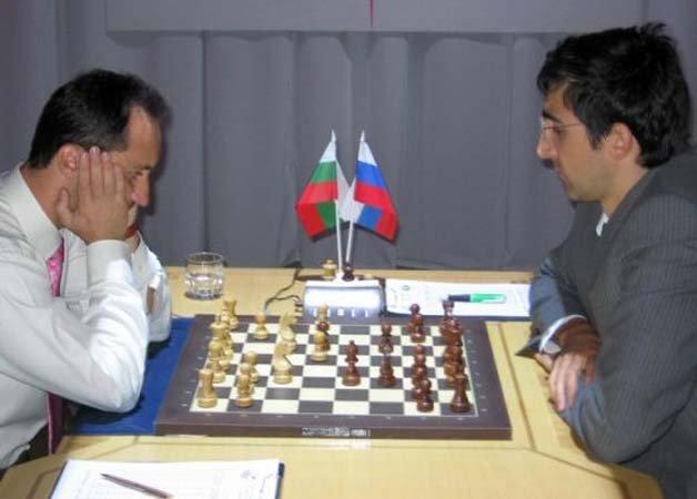 Topalov vs Kremnik
