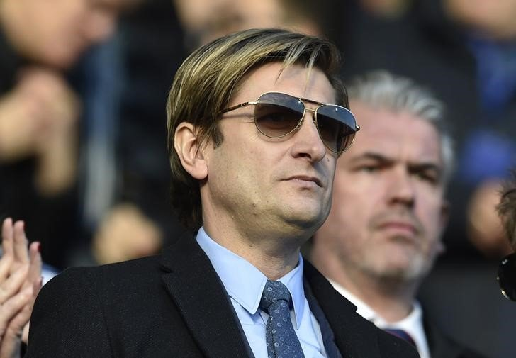 Crystal Palace owner Steve Parish