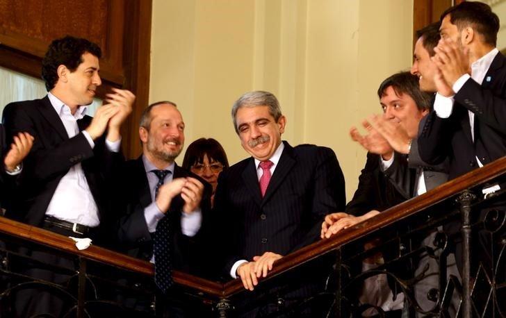 Argentina Cabinet Chief Anibal Fernandez