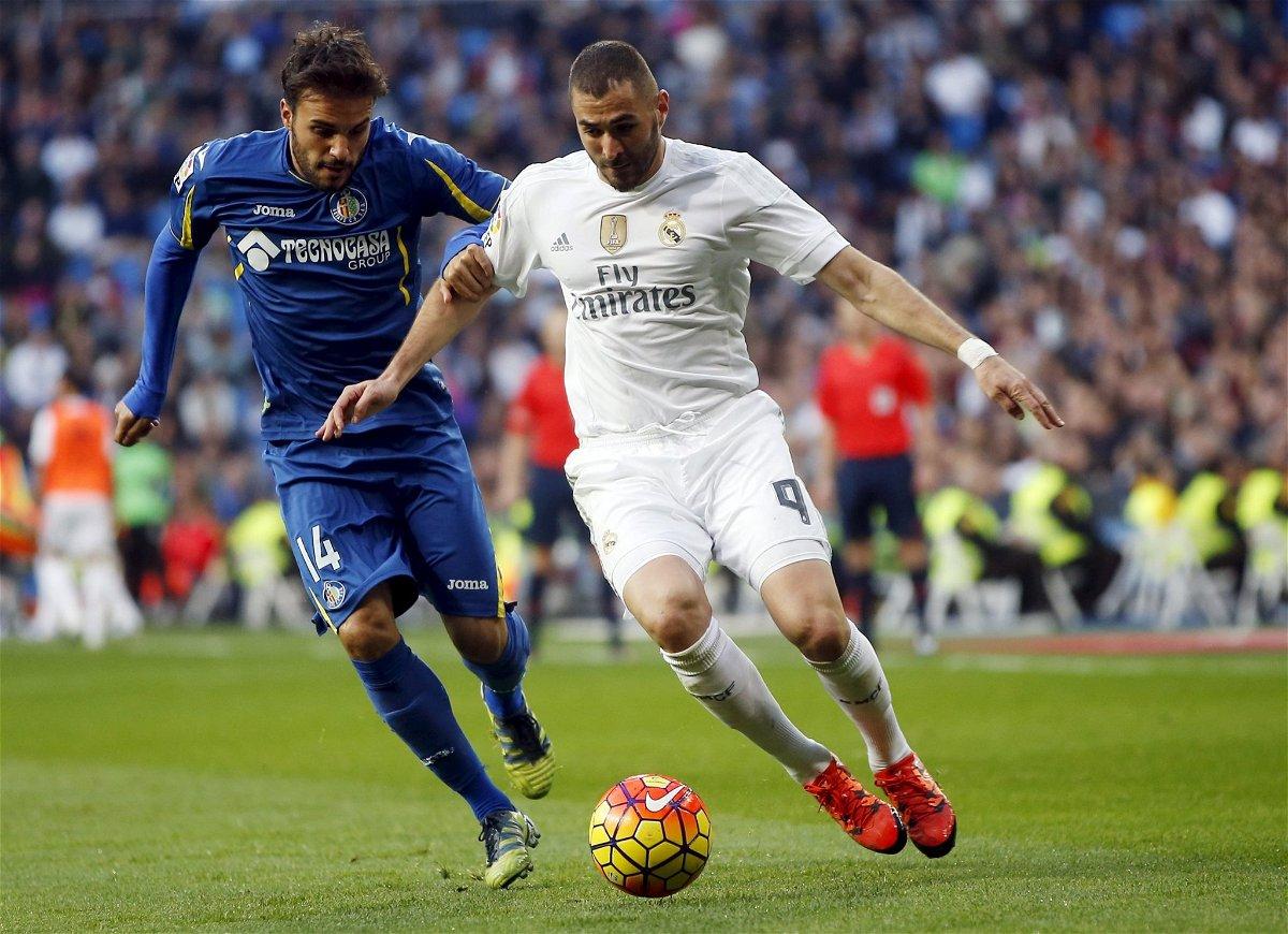 Fotos Real Madrid 4 V 0 Getafe Liga Bbva: Troubled Benzema Earns Benitez Praise With Double
