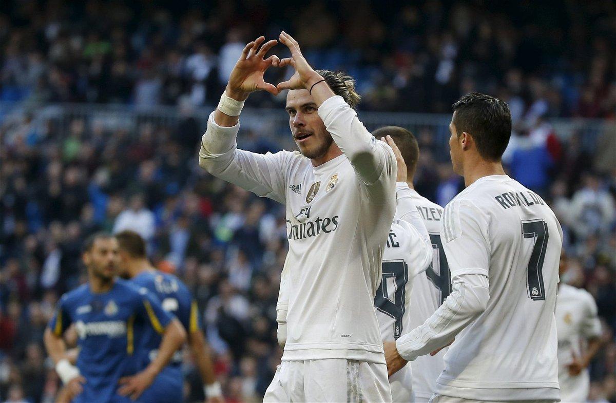 Fotos Real Madrid 4 V 0 Getafe Liga Bbva: Bale Still A Key Player For Real, Says Benitez