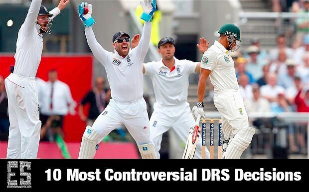 Controversial DRS Decisions