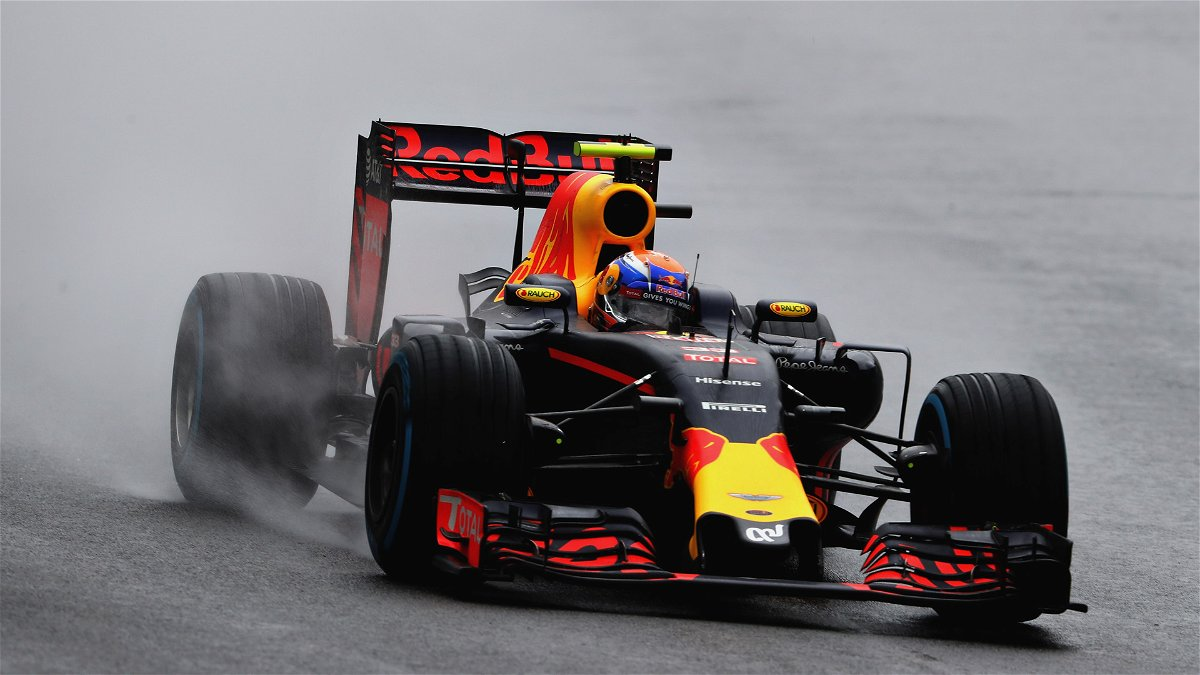 His drive at Brazil haas been considered as one of the best wet weather drives in the history of F1