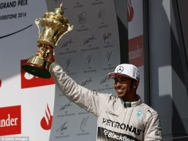 Lewis Hamilton's best performances