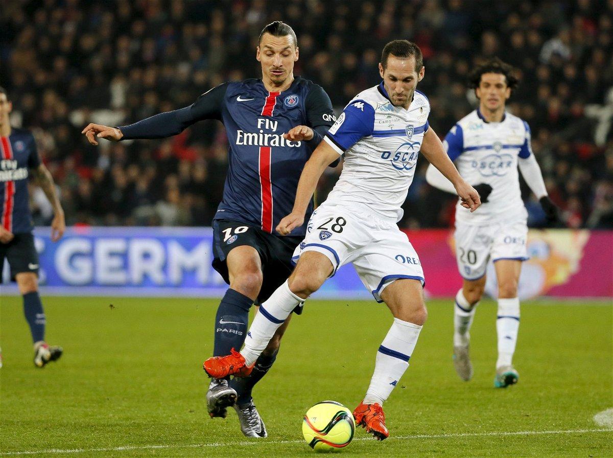 Ibrahimovic PSG
