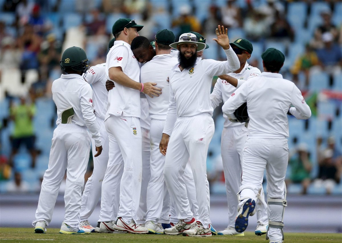 South Africa's cricket team