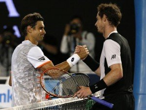 Andy Murray David Ferrer