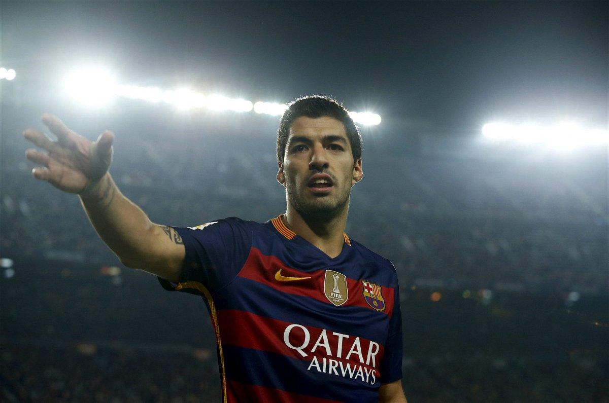 Barcelona v Athletic Bilbao Luis Suarez
