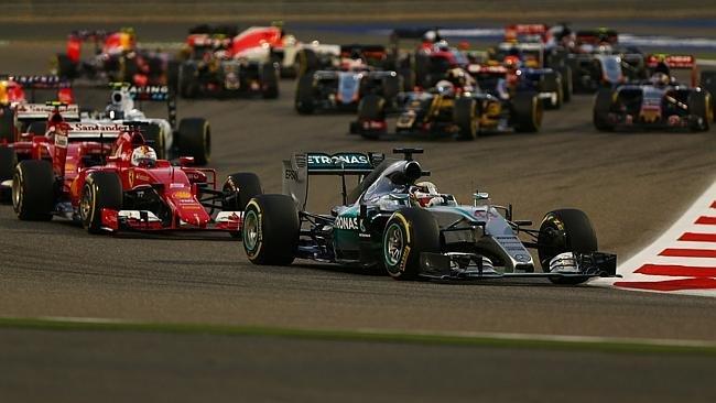 2016 Formula One season