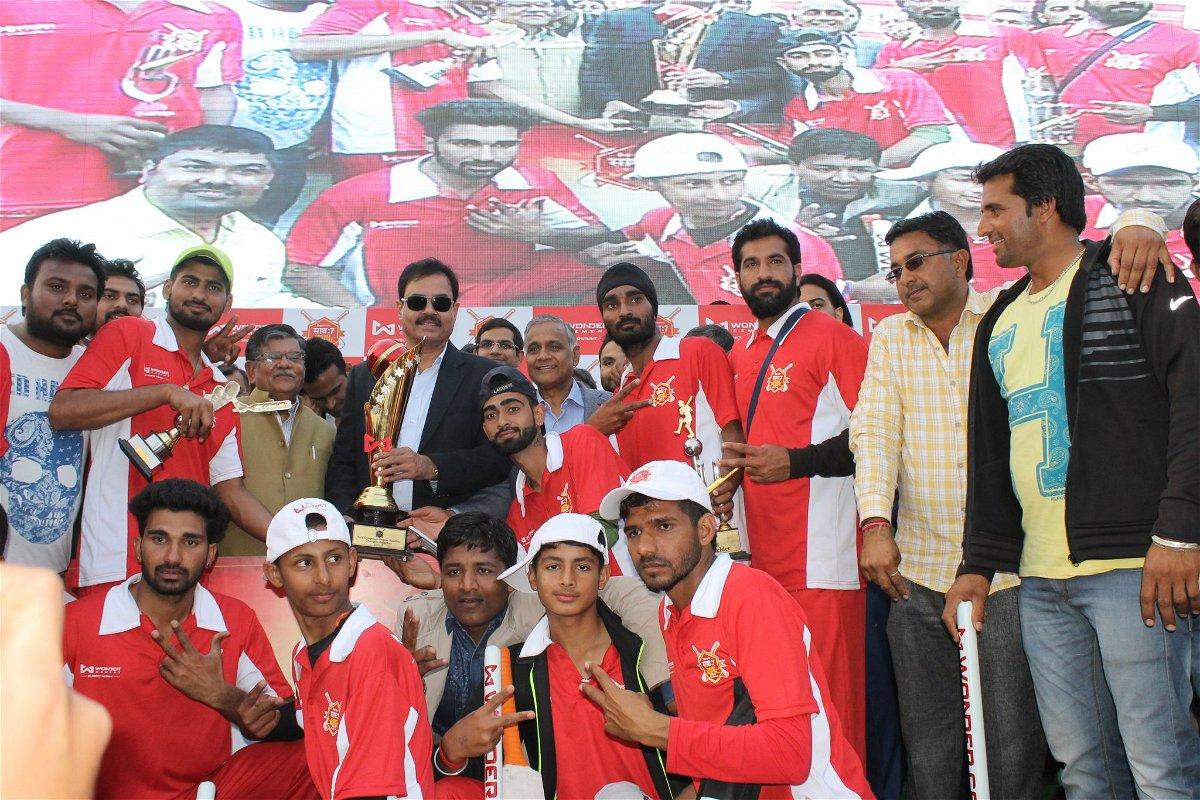 Wonder Cement #Saath7 Cricket Mahotsav