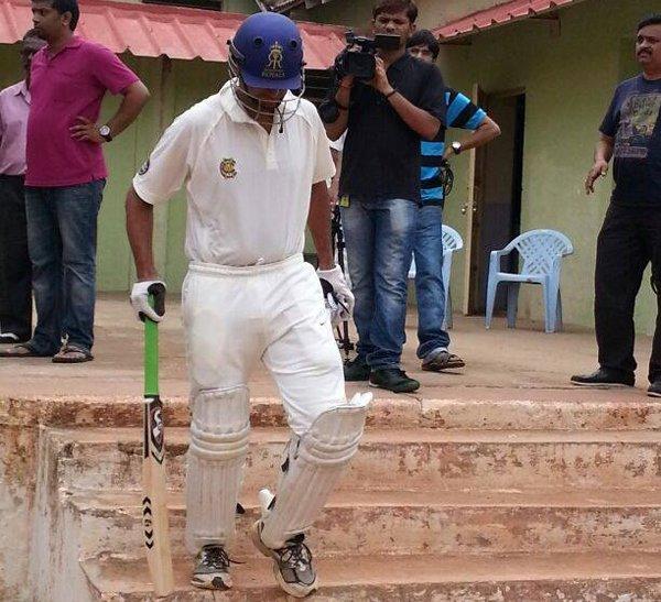 Rahul Dravid Childhood Club
