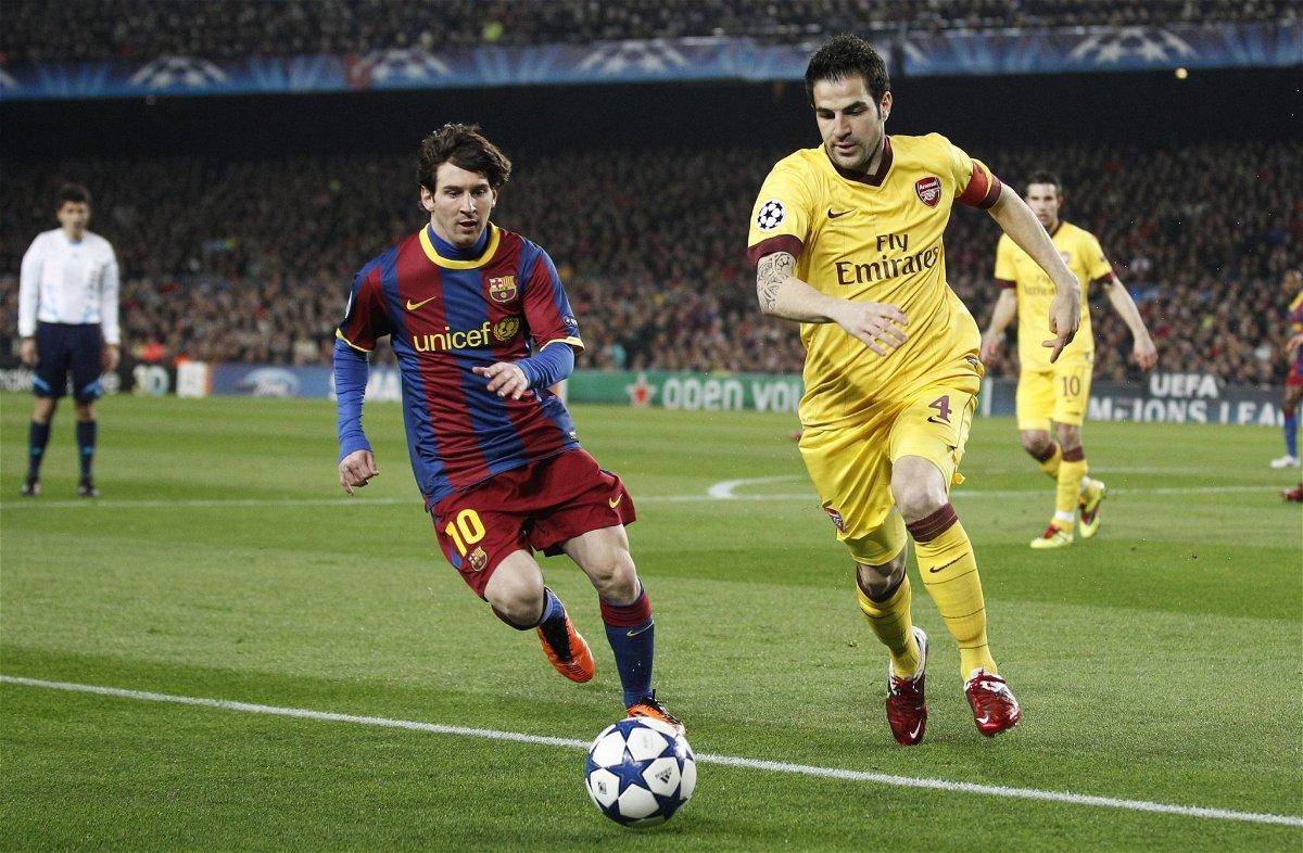 Rencontre arsenal vs barcelone