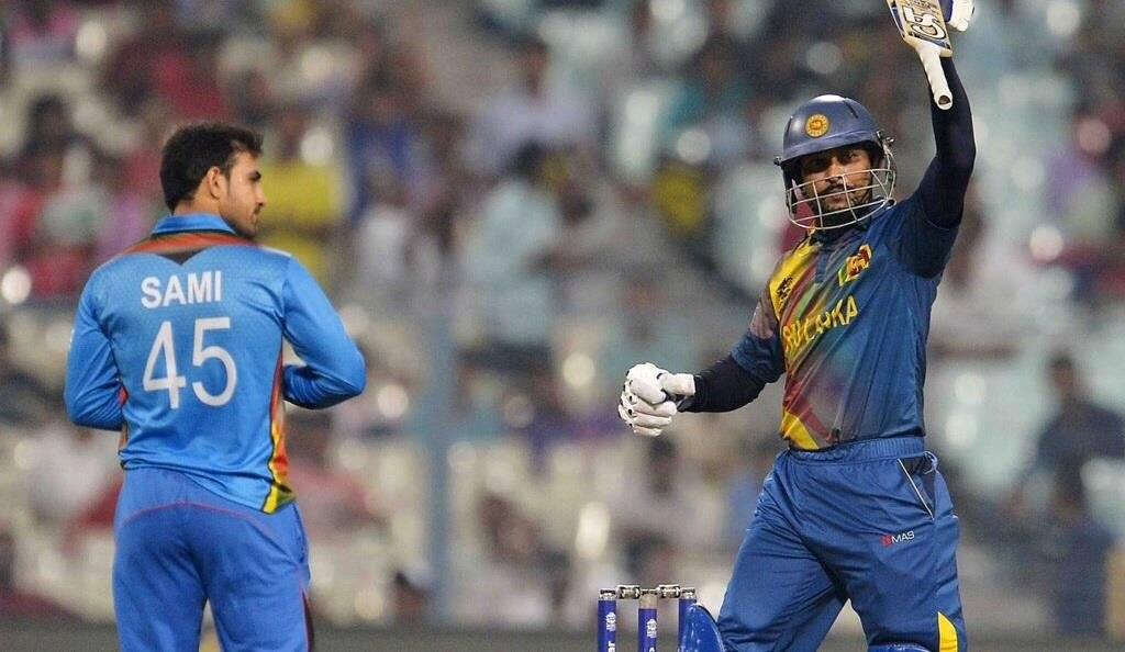 Twitter reactions: Sri Lanka beat Afghanistan by six wickets - essentiallysports.com