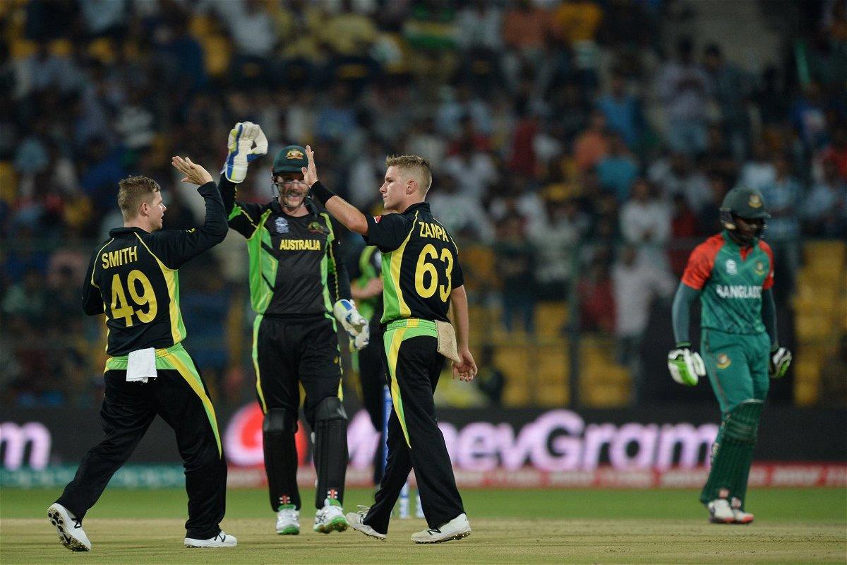 Twitter reactions:Australia 3-wicket win over Bangladesh - essentiallysports.com