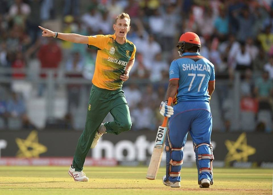 Twitter reactions: South Africa win over Afghanistan - essentiallysports.com