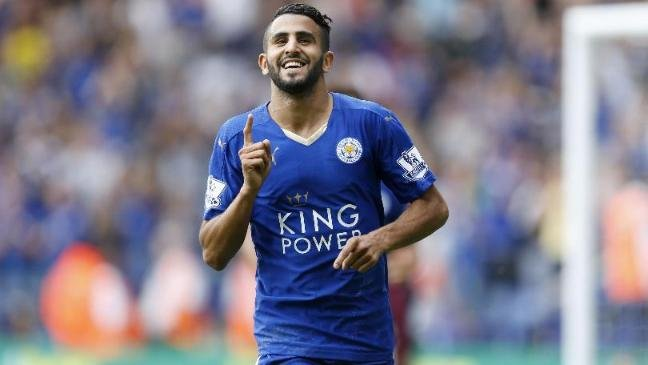 Xavi says Riyad Mahrez is good enough to play for FC Barcelona - essentiallysports.com