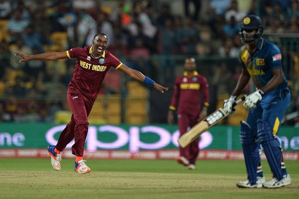 Twitter reactions: West Indies 7-wicket win over Sri Lanka - essentiallysports.com