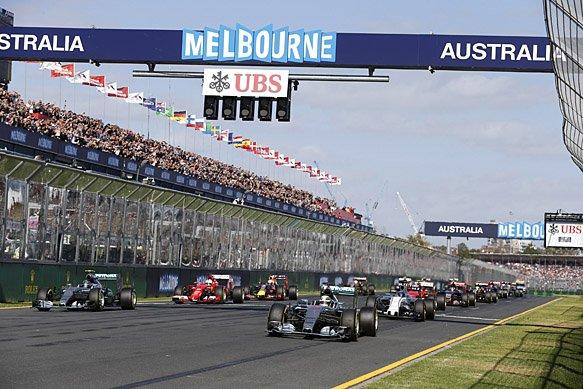 2016 F1 Season