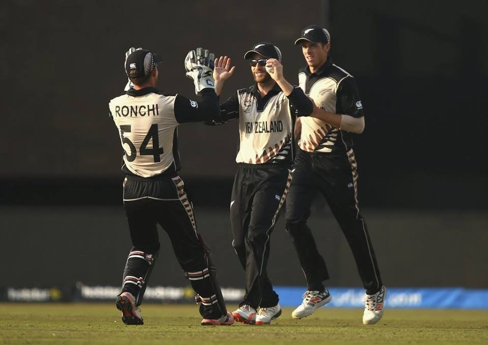 Twitter reactions: New Zealand beat Australia in a thriller at Dharamsala - essentiallysports.com