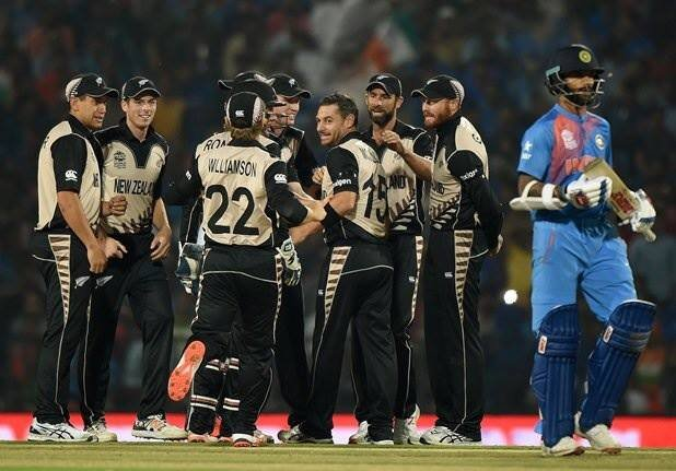 Twitter reactions: New Zealand beat India in World T20 Opener - essentiallysports.com