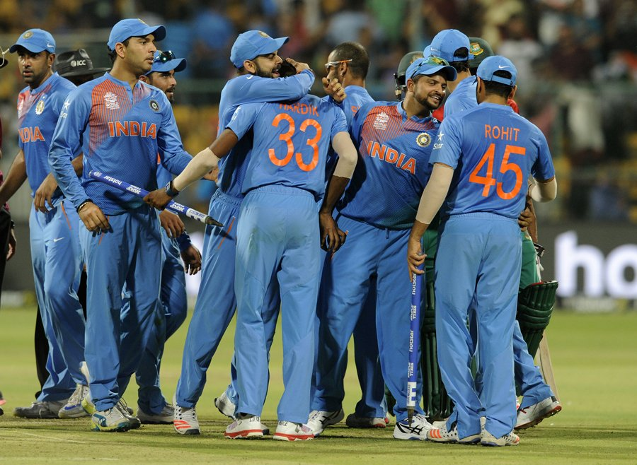 ICC World Twenty20 India 2016: India v Bangladesh