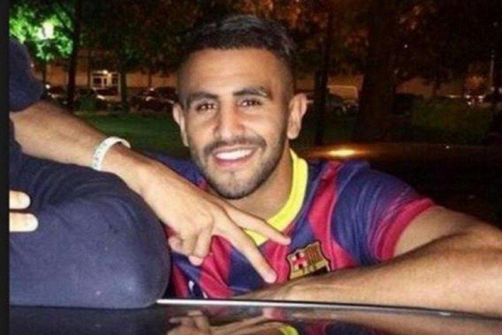 Xavi says Riyad Mahrez is good enough to play for FC Barcelona - essentiallysports.com