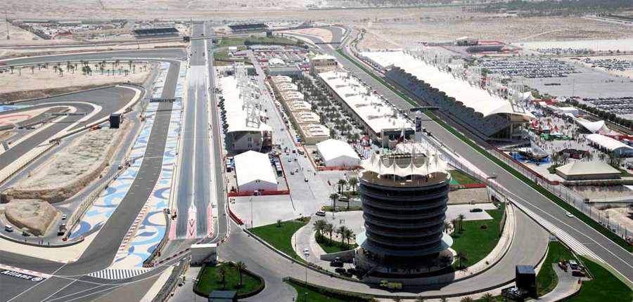 F1-Bahrain International Circuit