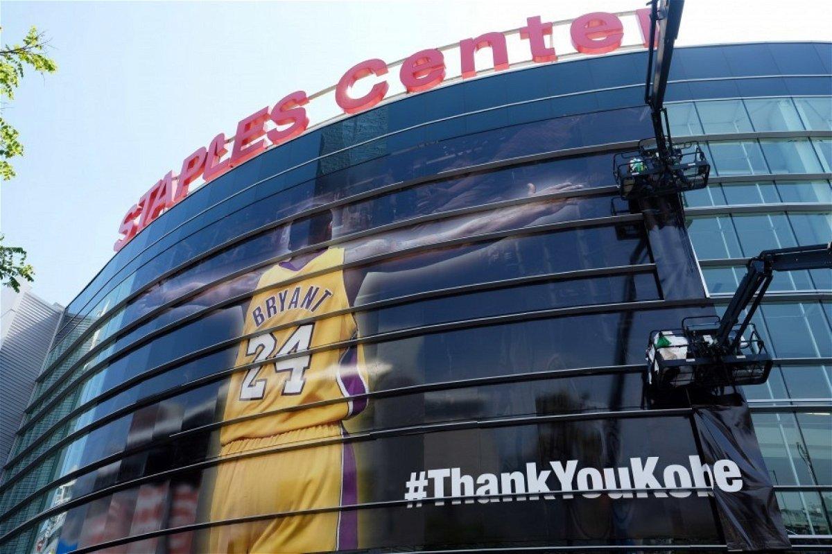 A flashback at Kobe Bryant's career