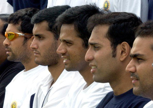 Team India Fabolous 5