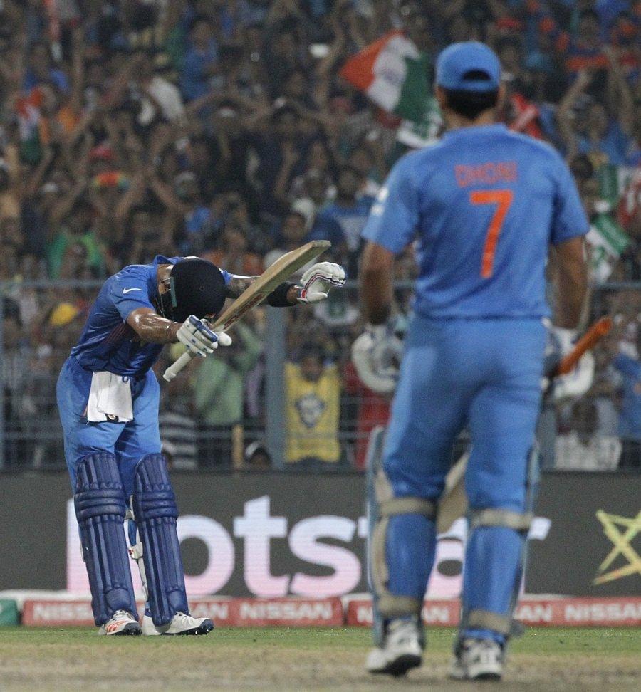 Virat Kohli Pakistan World T20 2016