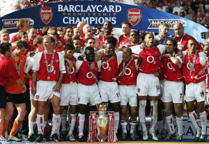 PL title has eluded Arsenal since 2003-04.