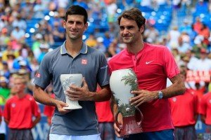 The Serbian is yet to win the Cincinnati Masters; he was runner-up to Roger Federer in 2015