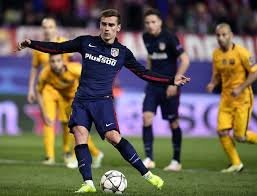 Antoine Griezmann enjoyed a great game