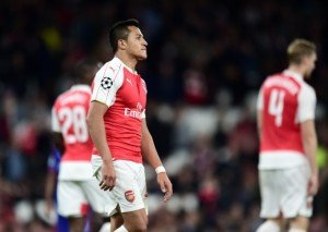 Alexis Sanchez is having a season to forget.
