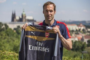 Petr Cech has been the only signing during last summer transfer window.