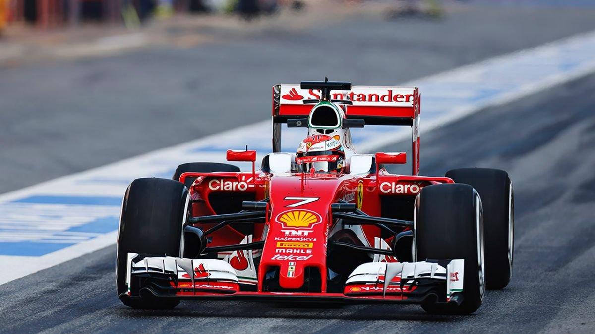 Kimi Raikkonen Ferrari