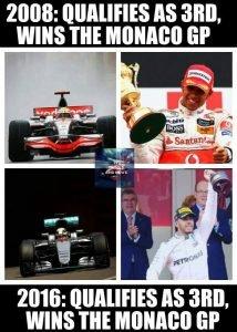 Top 5 Memes Summing Up The Monaco Grand Prix Essentiallysports