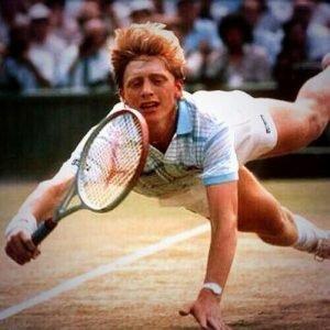 Boris Becker French Open