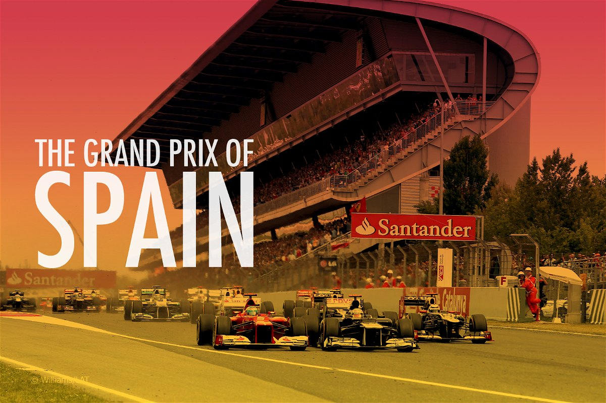 top 5 spanish grand prix of all time essentially sports. Black Bedroom Furniture Sets. Home Design Ideas