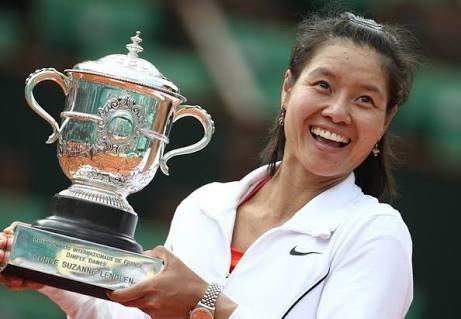 Li Na Roland Garros French Open