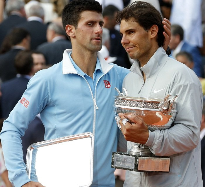 Will the trophies be swapped this year?